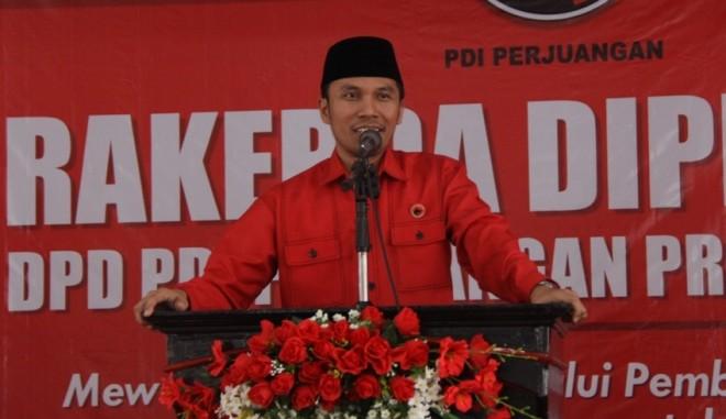 Ketua DPD PDIP Provinsi Jambi Edi Purwanto