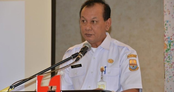 Sekretaris Daerah (Sekda) Provinsi Jambi, M.Dianto. Foto : Ist