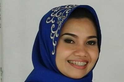 Calon DPD RI Dapil Jambi, Ria Mayang Sari. Foto : Ist