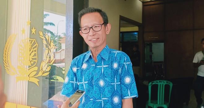 Sekretaris DPD PAN Kabupaten Batanghari Sasmi Irawan. Foto : Reza / Jambiupdate