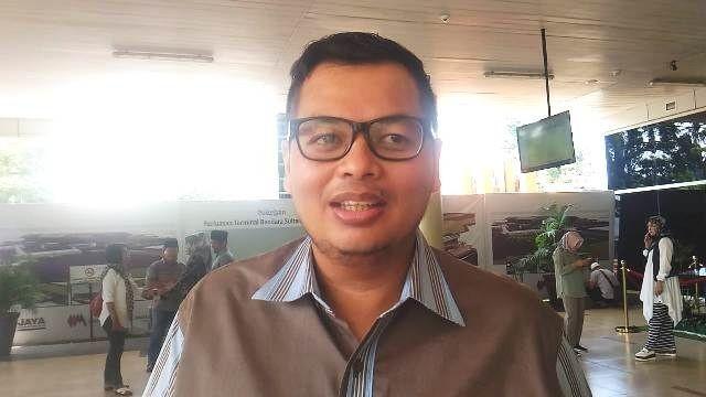 Caleg DPRD Kota Jambi dari Partai Golkar, Kemas Faried Alfarelly (KFA). Foto : Dok Jambiupdate