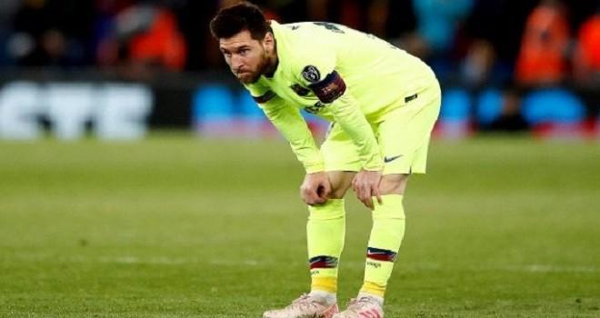 Lionel Messi. Foto : Barcelona