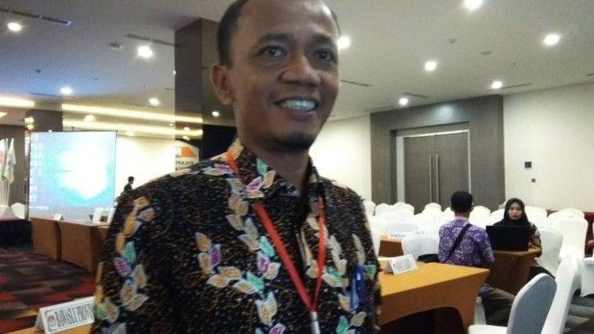 Ketua KPU Bungo, Bisri.