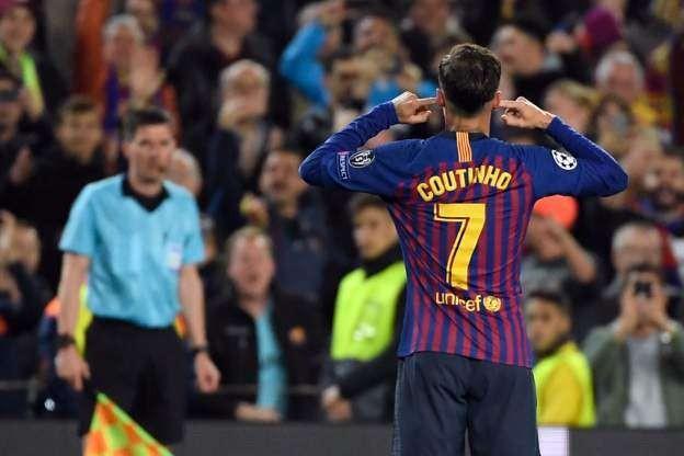 Philippe Coutinho yang banyak dikritik fans masuk daftar jual Barcelona musim panas ini/Getty Images