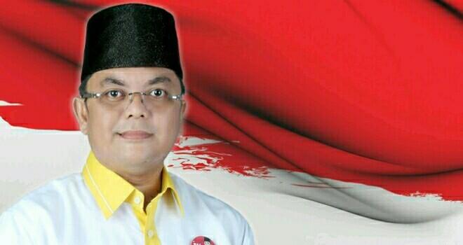 Caleg Golkar DPRD Provinsi Jambi H Ivan Wirata (IW).