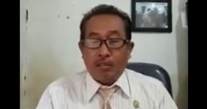 Ketua Muhammadiyah Kerinci.