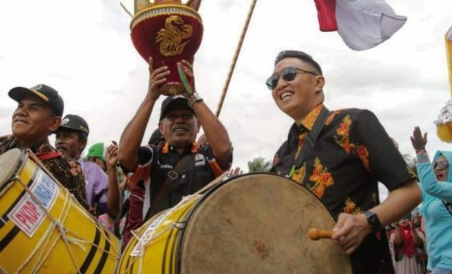 Ketua DPRD Sungai Penuh, Fikar Azami.