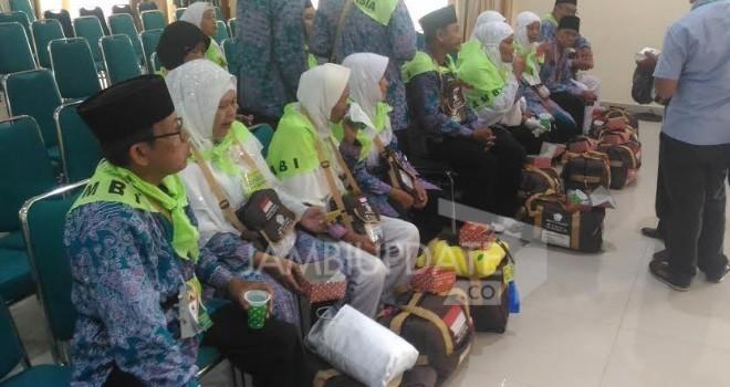 Jemaah haji Jambi. Foto : Dok Jambiupdate