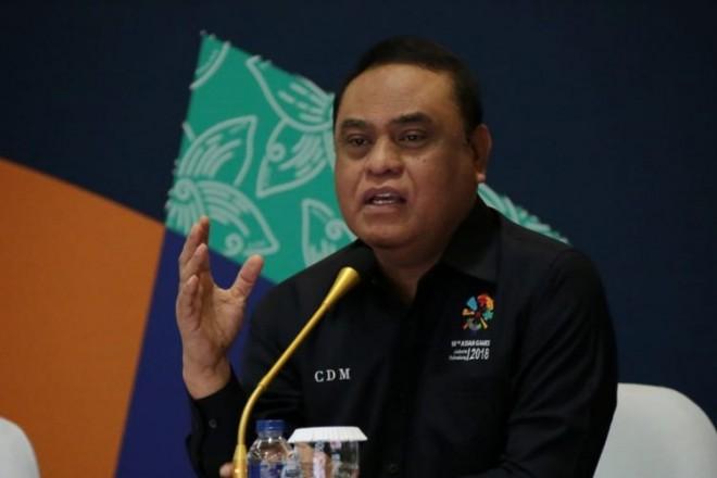 Menteri Pendayagunaan Aparatur Negara dan Reformasi Birokrasi (Menpan RB), Syafruddin.