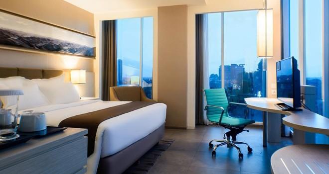 Swiss-Belhotel Jambi memberikan diskon hingga 50 persen bagi tamu yang menginap hingga 30 Mei 2019 mendatang. Foto : Ist