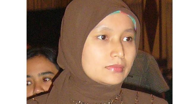 Ratu Munawaroh, foto :ist.