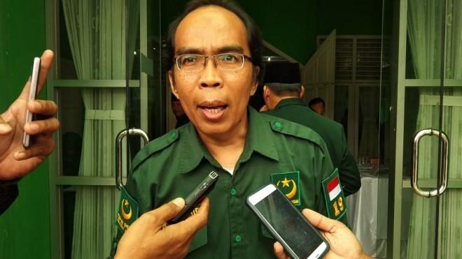 Ketua DPW PBB Provinsi Jambi, Yulius Nur.