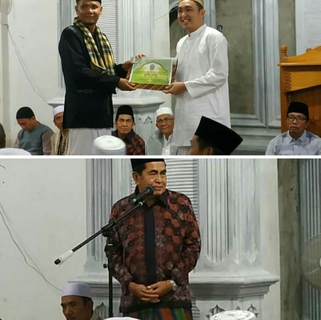 Pemkot Sungai Penuh Safari Ramadhan Ke Masjid Tsamaratul Ihsan.