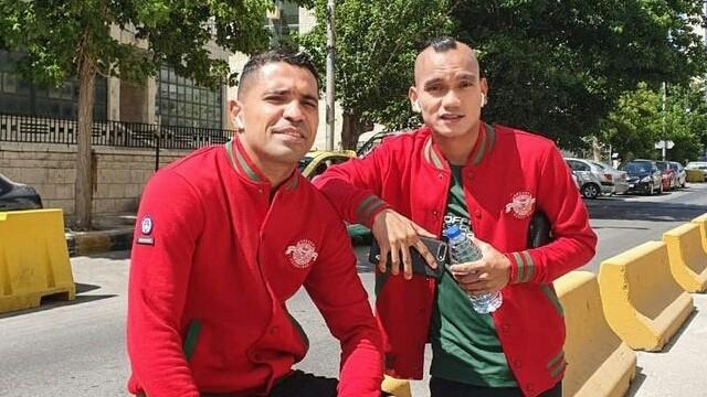 Beto dan Riko Simanjuntak siap menampilkan performa terbaik saat Timna Indonesia hadapi Jordania, Selasa (11/6) malam WIB (Twitter PSSI)