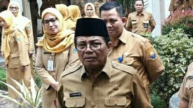 Gubernur Jambi Fachrori Umar, beberapa waktu lalu. /dok.