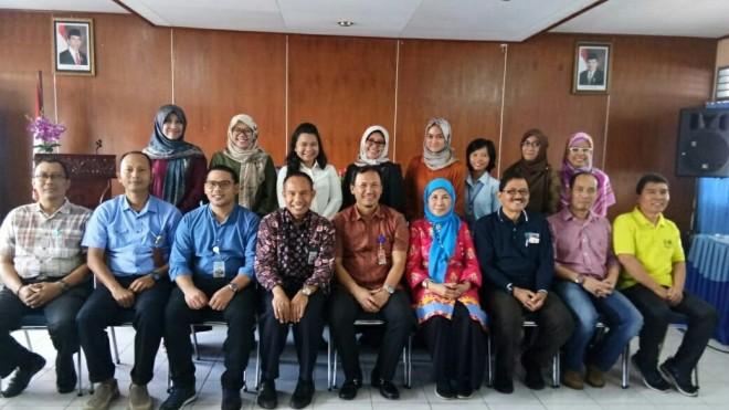 Suasana rapat pembentukan Pengurus PKMI Cabang Jambi Periode 2019 – 2022