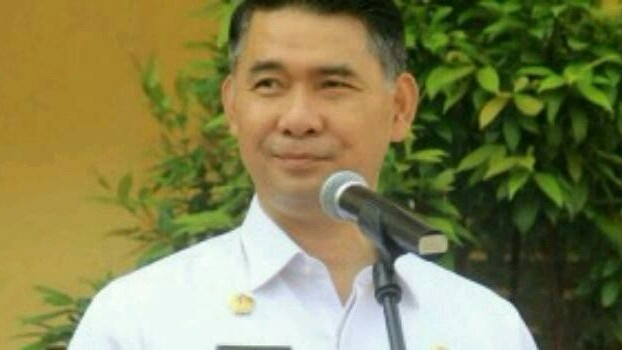 Sy Fasha. Foto : Dok Jambiupdate.