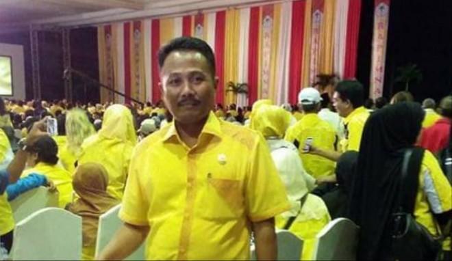 Ketua DPD II Golkar Kabupaten Tanjabtim, M Juber. Foto : Ist