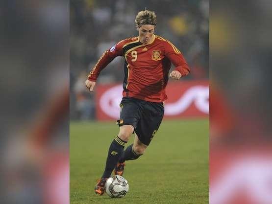 Fernando Torres. Foto : AFP