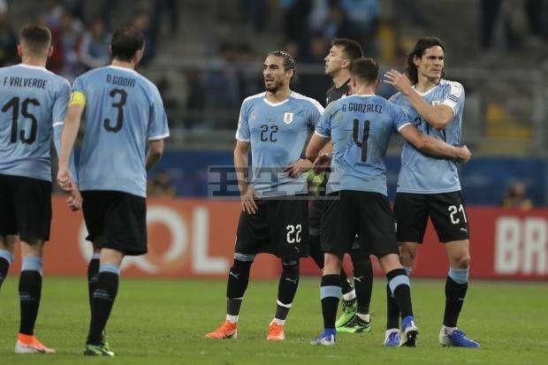 Uruguay/AP