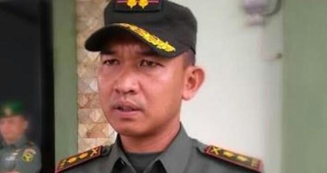Dandim 0415/Batanghari Letkol Inf Widi Rahman. Foto : Ist