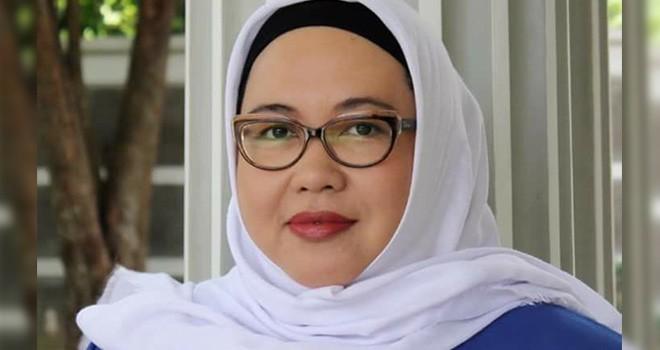 Ketua DPC Partai Demokrat Kabupaten Batanghari, Camelia Puji Astuti. Foto : Ist