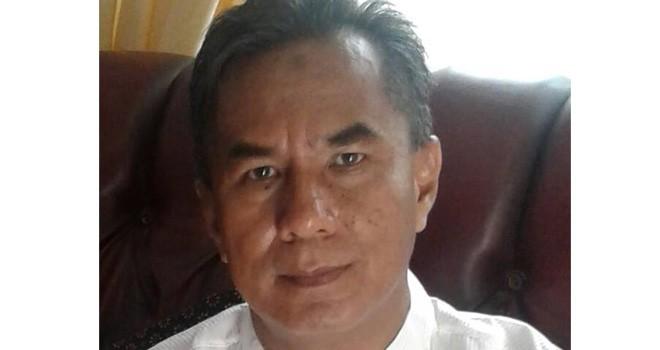 Sekretaris DPW PAN Provinsi Jambi, Ahmad Husaini.