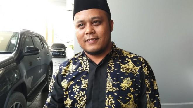 Wakil Bupati Tanjab Timur, M Robby.