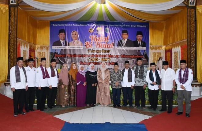 Halal Bihalal DPD IKM Batanghari.