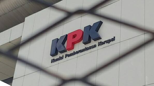 ILUSTRASI: Gedung KPK (Rian Alfianto/JawaPos.com)