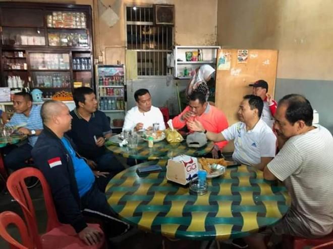 Sejumlah Kepala Daerah Gelar Pertemuan di Bungo.