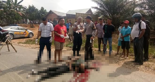 Kecelakaan berlalu lintas kembali terjadi di wilayah hukum Polres Sarolangun, sabtu (13/7), sekitar pukul 10.00 wib.
