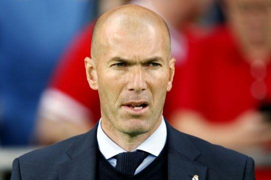 Zinedine Zidane/Getty Images