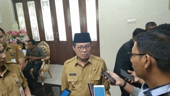 Gubernur Jambi Fachrori Umar. Foto : Andri / Jambiupdate