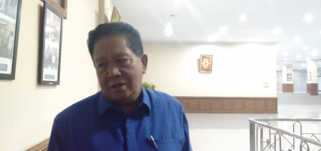 Ketua Pansel Cawagub Nasri Umar.