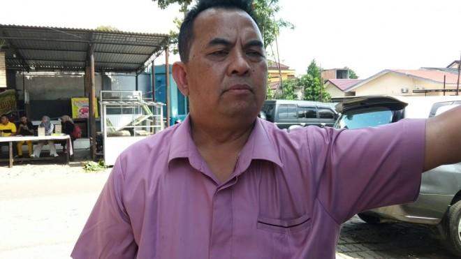 Ketua DPD Hanura Provinsi Jambi, Yusuf Zaini.