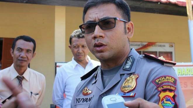 Teks Foto: Kasat Reskrim Polresta Jambi, Kompol Yuyan Priatmaja.