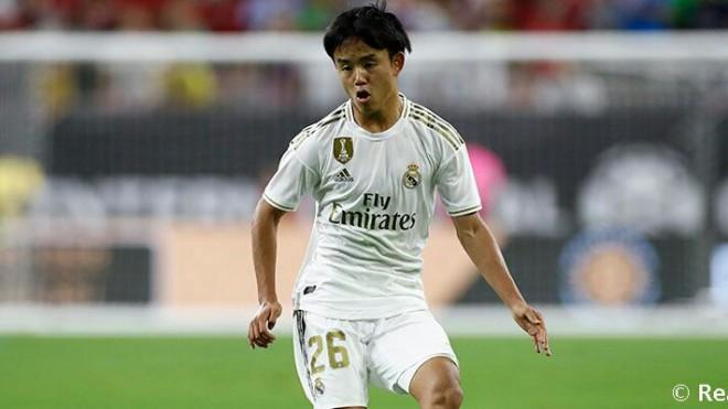 Takefusa Kubo/Real Madrid