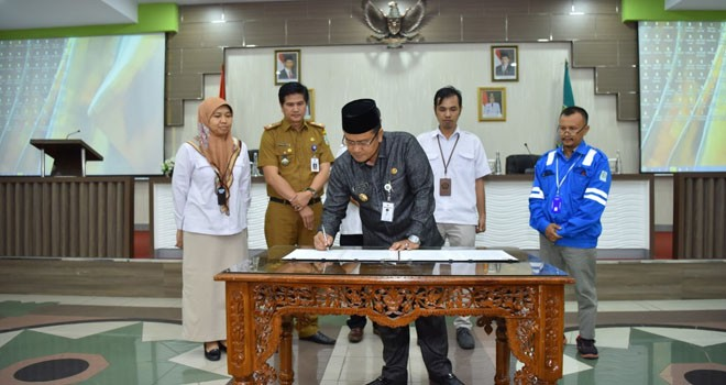 Wakil Walikota Jambi, Maulana..