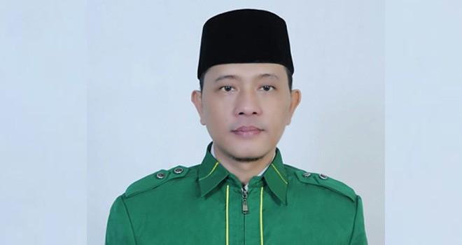 Juru Bicara Fraksi PPP Hanura DPRD Kabupaten Muarojambi Kamaluddin Haviz S.Ag.