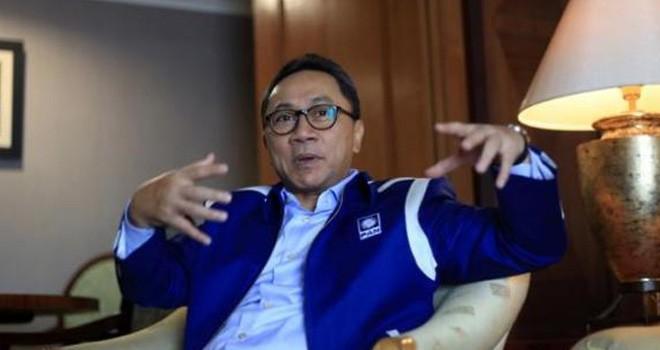 Ketua Umum DPP PAN, Zulkifli Hasan (Zulhas).