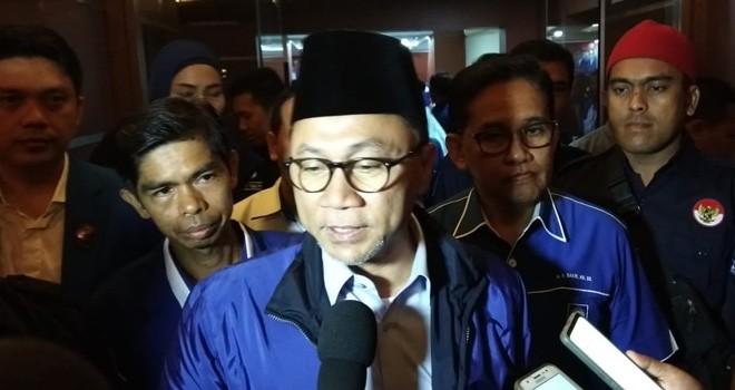 Ketum DPP PAN, Zulkifli Hasan.