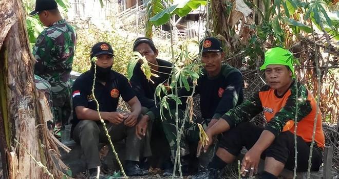 Kebersamaan TNI dan Warga di Lokasi TMMD Terus Meningkat.
