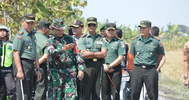 TMMD ke 105 sebagai wujud nyata TNI dalam membantu Pemerintah.