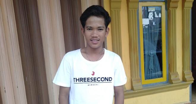 Korban bernama Alexandra (16) yang merupakan pelajar Sekolah Menengah Kejuruan (SMK) Negeri 3 Kota Jambi.