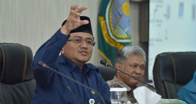 Wakil Walikota Jambi Maulana.