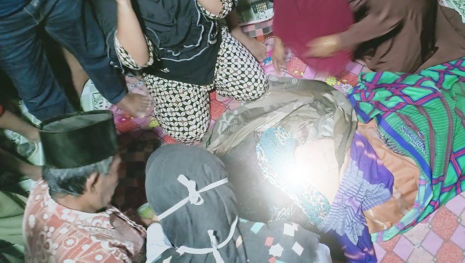 Pembunuhan sadis di Simbur Naik Rabu (14/8).