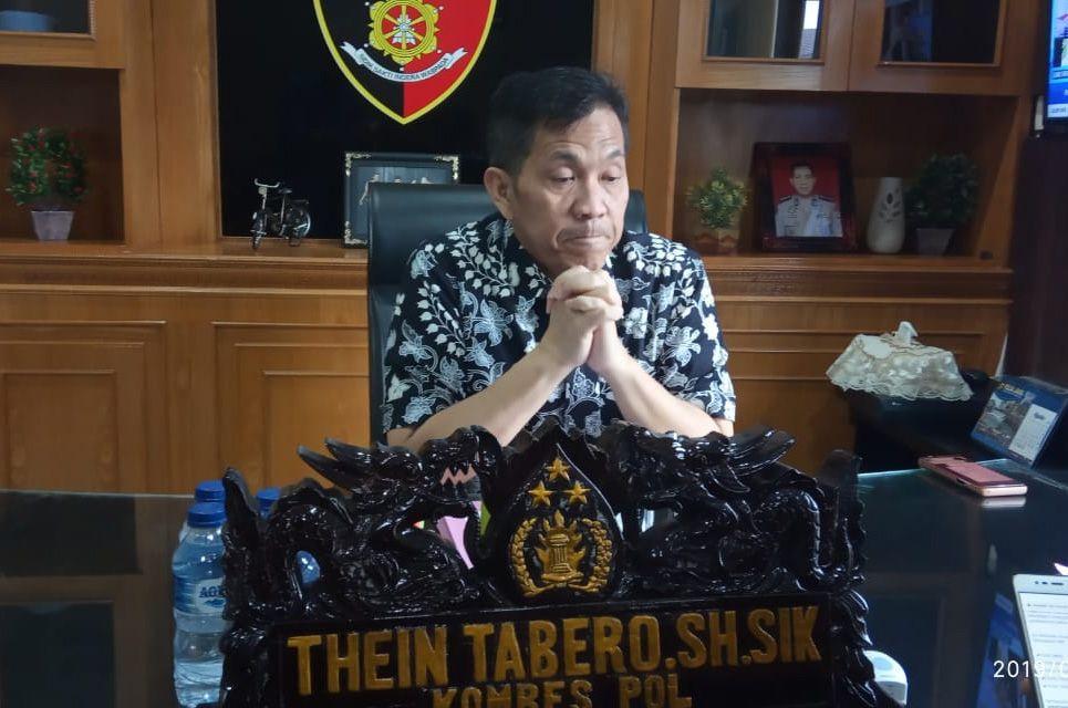Kombes Pol Thein Thabero.