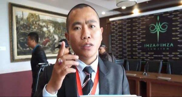 Ketua Eksekutif Nasional BHP KSHUMI Candra Purna Irawan.
