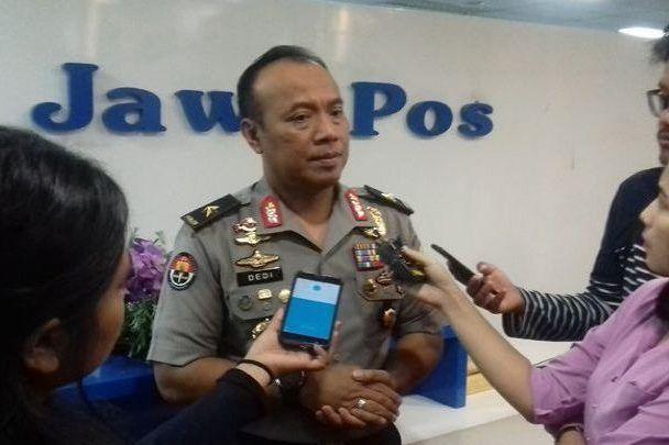 Karopenmas Mabes Polri Brigjen Dedi Prasetyo, memastikan penembakan anggota polisi Polda Papua tak terkait dengan unjuk rasa.